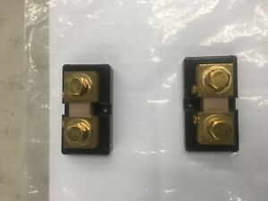 500a 50mv Dc Shunt For Current Monitoring Meters