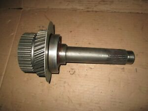 Oliver Tractor White 1755 1855 1950 1955 Over under Input Shaft Very Nice
