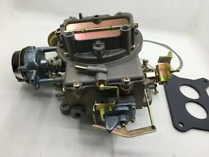 Carb Carby Carburetor Fit Motorcraft 2100 Jeep Amc Eagle Pacer 258 4 2 Carburett