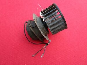 Oem Heater Blower Motor For Mgb And Mgb Gt Tested Works