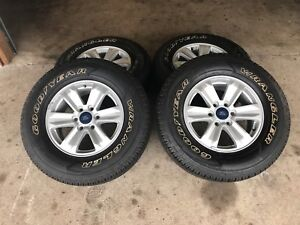 Brand New Ford F150 17 Takeoff Wheels And Tires