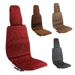 Us Winter Car Truck Electric Heated Cushions Auto Seat Heating Pad Thermal Cover