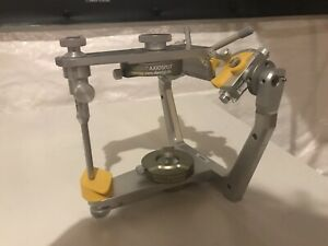 Articulator Sam3 Facebow Dentist Dental Lab Perfect Condition