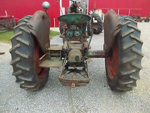 Firestone 13 6x 38 Field Road F151 Tractor Tires 95 Tread Oliver 70 80 Rims