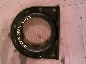 Oliver 77 Rowcrop Tractor Engine Motor Rear Main Seal
