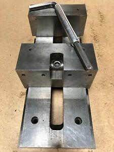 Large Capacity Toolmaker s Vise 150 Lbs