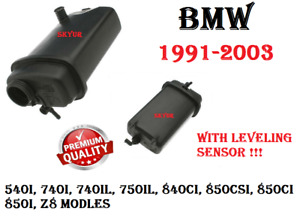 Bmw 540i 740i 750 840 850 Z8 Engine Coolant Reservoir Recovery Expansion Tank