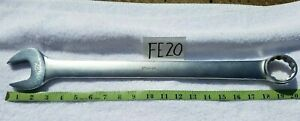 Snap On Oex46 Sae 1 7 16 12 Point Combo Wrench