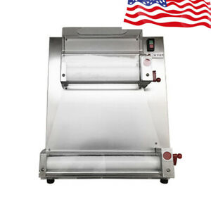 New Automatic Electric Pizza Dough Roller Sheeter Machine Pizza Making Machine