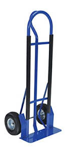 Vestil Wire d shd pn Hand Truck With Pneumatic Wheels For Wire Reel Caddy 19