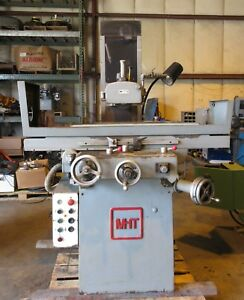 Mitsui High tec 6 X 18 Surface Grinder Semi auto Model Msg 250h2ah