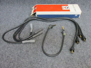 Vintage Delco Ignition Cables Spark Plug Wire Set 8919370 454 F