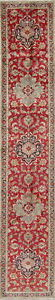 Palace Size Top Quality Handmade Narrow 2x13 Wool Oriental Runner Rug 13 4 X 2 6