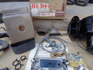 Nos 1949 1951 Ford Fresh Air Heater Original Ha Dees Vintage Accessory Hf 841
