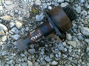 Ford 3000 Tractor Transmission Drive Main Input Shaft