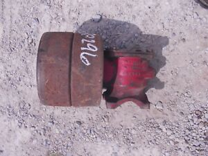 Ford 8n 9n Tractor S Belt Pulley Pto Power Take Off Drive Mount Gear Box 9n748