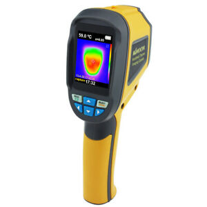 Ht 02d Handheld Digital Ir Infrared Thermal Imaging Camera Thermometer