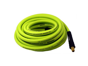Flexible 3 8 In X 50 Ft Air Hose Hybrid Composite Rubber Pvc Hybrid All Weather