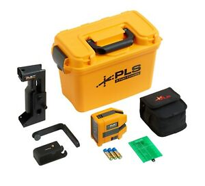 Pacific Laser Systems Pls 6g Kit Combination Line Point Green Laser Level Kit