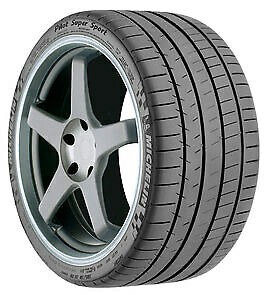 Michelin Pilot Super Sport 295 35r18xl 103y Bsw 1 Tires
