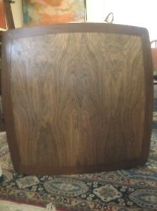 Mahogany Rosewood Side Table Edward Wormley For Dunbar Mid Century Modern Mcm