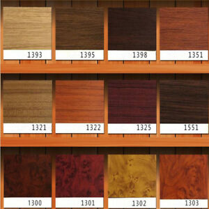 Wood Grain Vinyl Car Auto Funiture Interior Wood Textured Grain Vinyl Wrap Film