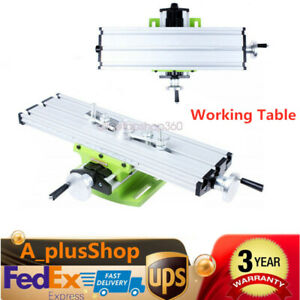 Multifunction Working Table Milling Machine Worktable Bench Drill Vise Fixture
