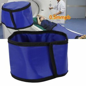 X ray Shield Head Protection Lead Cap Hat Radiation Safety Blue 0 5mmpb Usa