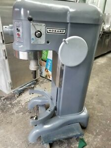 60 Qt Dough Mixer Hobart Wit New Bowl Included