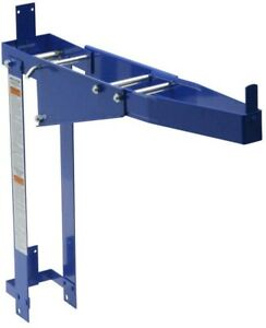 Pump Jack Scaffolding Work Bench Provides Stable Work Surface Durable Steel