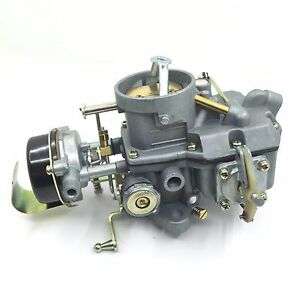 Carb Fit 1963 1964 1966 Ford Mustang Autolite 1100 Carburetor 6cyl International