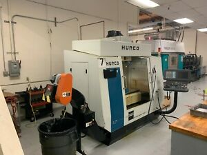 2000 Hurco Vmx 40 Video Available Upon Request Available Immediately