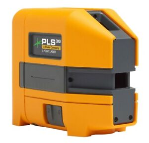 Pacific Laser Systems Pls 3g Z Three point Green Laser Level