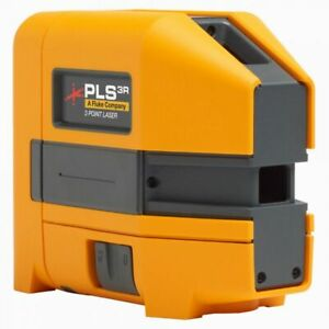 Pacific Laser Systems Pls 3r Z Three point Red Laser Level