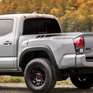 Toyota Tacoma Trd Sport Side Bed Graphics Decal Sticker