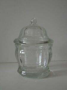 Vintage Apothecary Drug Store Penny Candy Soda Fountain 10 Sided Jar