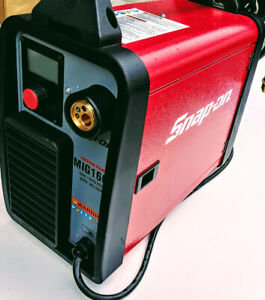 Snap on Mig Welder Synergic Mig160i Portable Welding Steel Aluminum New