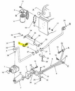 New Holland 86530877 Cruise Switch For Case Farmall Nh Compact Tractors