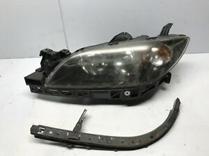 2004 2005 2006 Mazda 3 Speed 3 Headlight Xenon Assembly Driver Lh 04 06