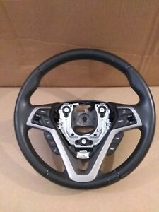 12 16 Hyundai Veloster Turbo Steering Wheel With Controls 2012 2016