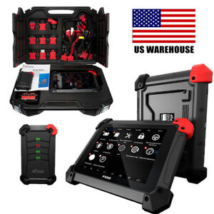 Xtool Ps90 Auto Obd2 Car Diagnostic Tool With Key Programmer Odometer Dpf Usa