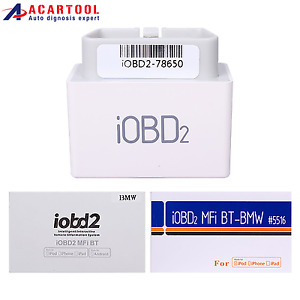 Xtool Iobd2 For Bmw All System Obdii Diagnostic Code Scan For Iphone Ios Android
