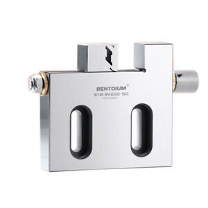 Wire Edm High Precision Vise Stainless Steel 2 50mm Jaw Opening Clamp Part