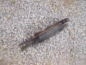Farmall Ih Tractor Plow Disk Implement Hydraulic Lift Cylinder