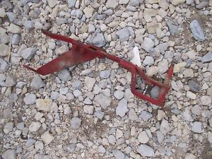 Farmall Ih C Tractor Hydraulic Control Lift Assembly Inner Left Control Linkage