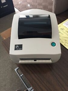 Zebra Lp2844 Thermal Printer