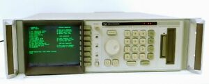 Hp Agilent Keysight 85101b Display processor W Option 010