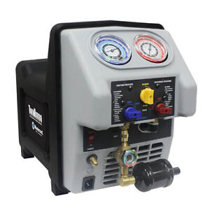 Mastercool 69350 Twin Turbo Refrigerant Recovery System