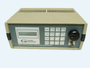 Global Specialties Model 2003 Synthesized Function Generator