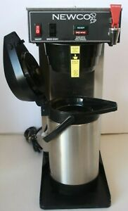 Newco Ace ap Airport Commercial Coffee Brewer With Carafe